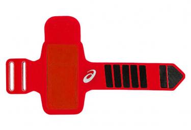 Asics SS20 Brassard téléphone Arm Pouch Rouge Unisex