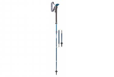 B toneladas de Randonn e Leki Micro Vario Carbon Blue 110 - 130cm