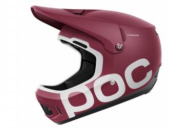Poc Coron Full Face Helmet Thaum Red