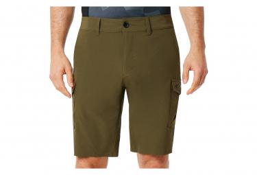 Pantaloncini cargo ibridi Oakley Verde oliva