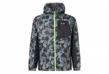 Oakley Enhance Insulation Black / Camo Jacket