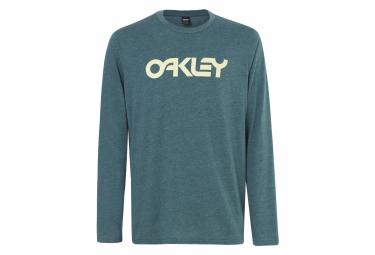 Oakley Mark II Long Sleeve T-Shirt Blue