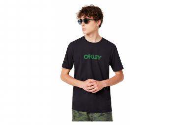 Oakley Allover Camiseta de manga corta Negra