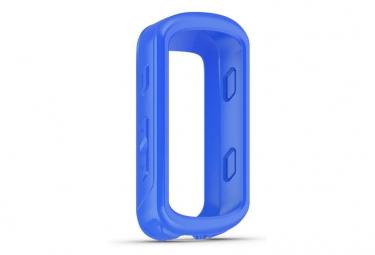 Custodia in silicone Garmin Edge 530 blu