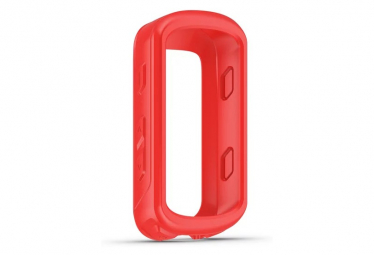 Housse de Protection Silicone Garmin Edge 530 Rouge