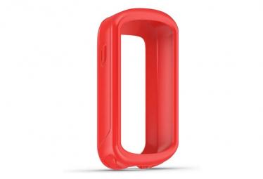 Housse de Protection Silicone Garmin Edge 830 Rouge