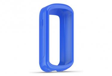 Custodia in silicone Garmin Edge 830 blu