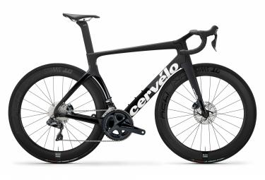 Vélo de Route Cervelo S5 Disc Shimano Ultegra Di2 11V 2020 Noir / Blanc