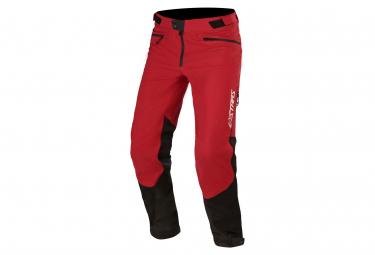 Pantalones Alpinestars Nevada Rojo   Negro 30