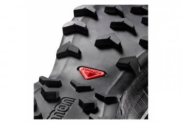 Chaussures de Trail Salomon SPEEDCROSS 4 GTX Vert / Noir / Jaune