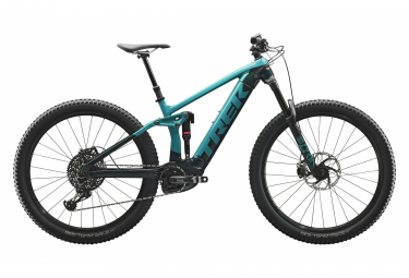 Electric Full Suspension Trek Rail 9 Sram GX Eagle 12V 29'' 2020