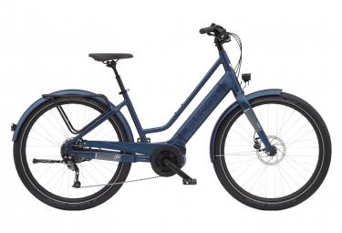 Electra Vale Go! Bicicleta de ciudad híbrida Shimano Alivio / Acera 9S 500 Wh 27.5 '' Matte Indigo 2020
