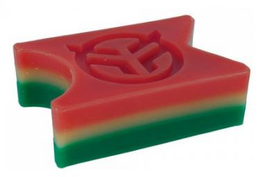 Wax FEDERAL Block Rasta