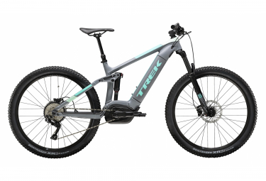Sospensione MTB All-Electric 2020 Trek PowerFly FS 4 27,5 '' Shimano Deore 10V Grigio / Nero
