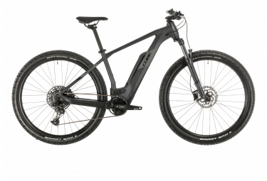 Cube MTB Hybrid Hardtail Reaction Hybrid Pro 29'' Sram SX Eagle 12s Iridium Black / Grey 2020