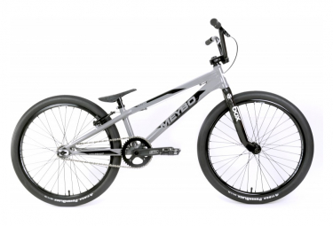 BMX Race Meybo Holeshot Nardo Expert XL Gray / Black / White 2020
