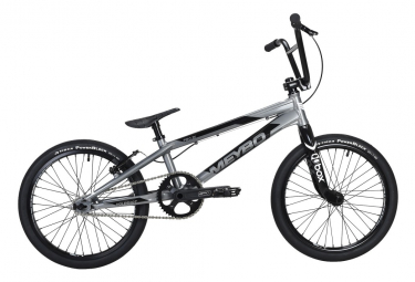 BMX Race Meybo Holeshot Nardo Pro 22 Gray / Black / White 2020