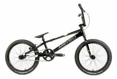 BMX Race Meybo Clipper Pro 22 Schwarz / Gelb 2020