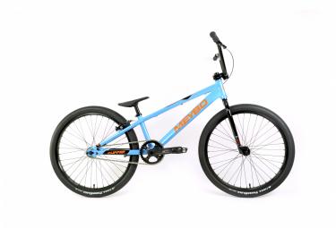 BMX Race Meybo Clipper Cruiser Bleu / Orange 2020