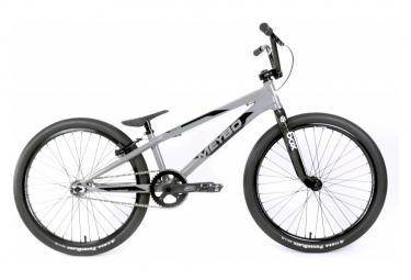 BMX Race Meybo Holeshot Nardo Expert Gray / Black 2020