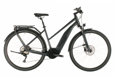 Cube Electric Touring Bike Hybrid Pro 500 Shimano Deore 10s Black 2020