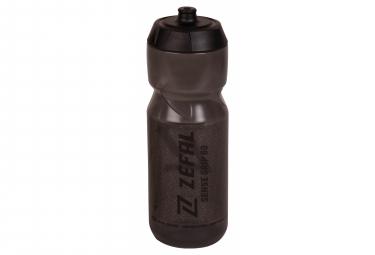 Bidon Zéfal Sense Grip 80 800 ml Noir Fumé