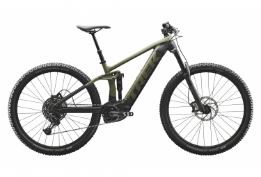 Electric Full Suspension Trek Rail 5 Sram SX Eagle 12S 29'' 2020