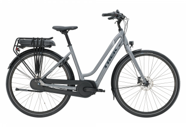 Trek District+ 1 Midstep 500wh Womens E-Bike  Gris