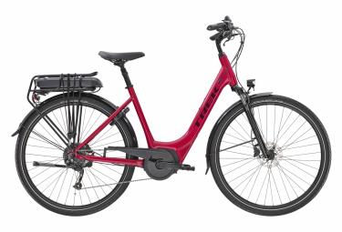 Trek Verve+ 2 Lowstep 500wh Womens E-Bike  Rose