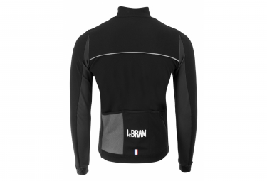 LeBram Telegraphe Black Winter Jacket