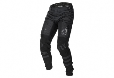 Fly Racing Kinetic Bicycle Pants Black