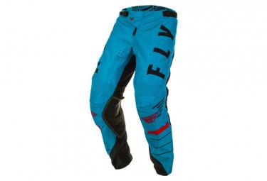 Pantalones Fly Fly Kinetic K120 Youth Azul Negro Rojo 28