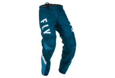 Fly Racing F-16 Youth Pants Blue White
