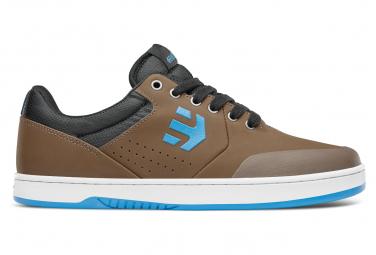 Etnies Marana Crank Shoes Brown / Blue
