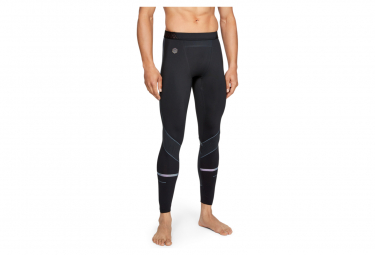 Under Armour Rush Graphic Compression Long Tights Black