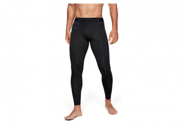 Under Armour Rush ColdGear Compression Long Tights Black