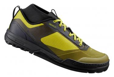 Zapatillas V Lo Shimano Gr701 Amarillo   Negro 43