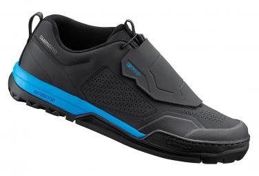 Zapatillas de MTB SHIMANO AM9 Negras