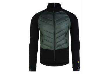 Look Excellence Thermal Jacket Black Heather Grey