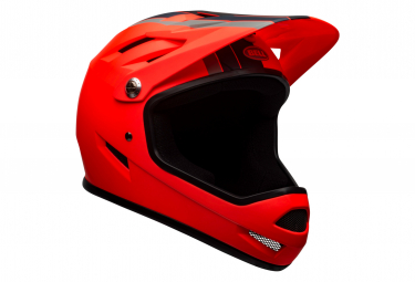 Bell Sanction Full Face Helmet Orange 2020