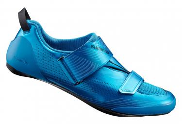 Chaussures Triathlon Shimano TR901 Bleu