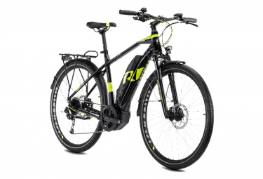 R Raymon TourRay E 4.0 Hybrid Bike Noir / Jaune