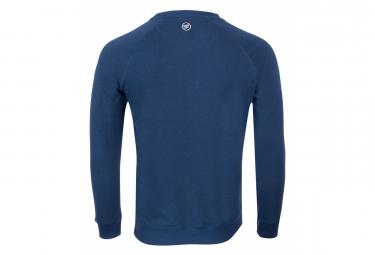 Sweatshirt Marcel Pignon ''Good Morning'' Bleu