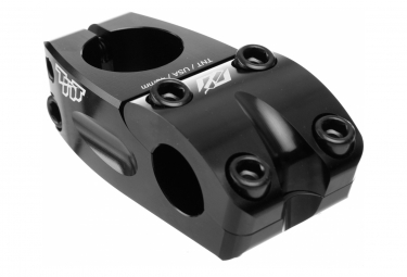 Top Load TNT Threadless 1-1 / 8 Black Stem