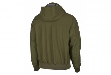 NIKE SB Skate Sheild Sleeveless Jacket Green Khaki