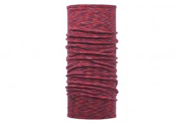 Tour de cou laine mérinos BUFF PINK MULTI Rouge