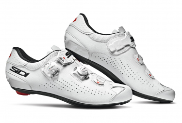 Road Shoes Sidi Genius 10 White