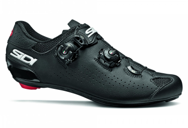Sidi Genius 10 Road Bike Black