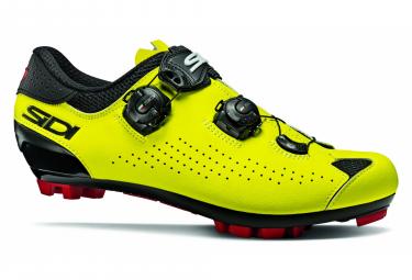 Chaussures VTT Sidi Eagle 10 Noir Jaune