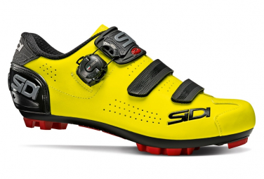 Sidi Trace 2 Yellow Fluo Black